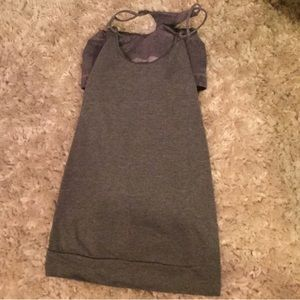 Alo Yoga Top with sports bra
